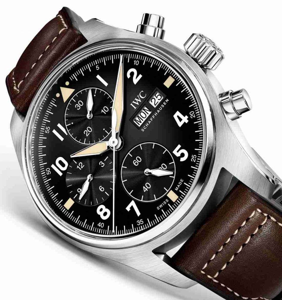 Iwc Replica 2019 Latest Update Swiss Iwc Pilot S Spitfire Automatic Stainless