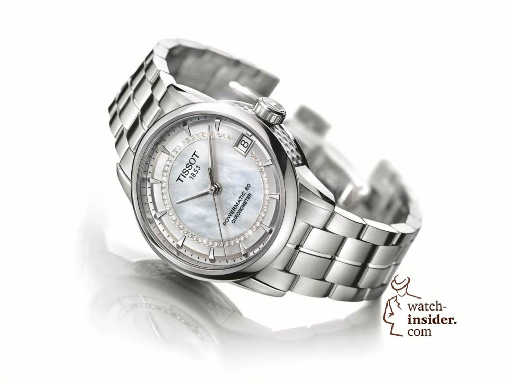The Tissot Powermatic 80 Automatic Caliber Is Ushering In