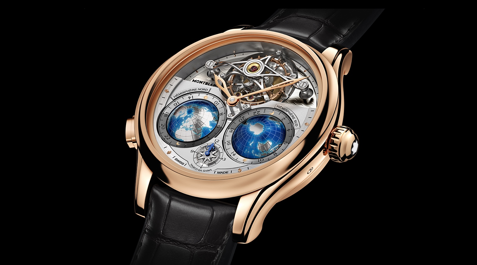 Vasco Date Tour 2015 Test Montblanc Villeret Tourbillon Cylindrique