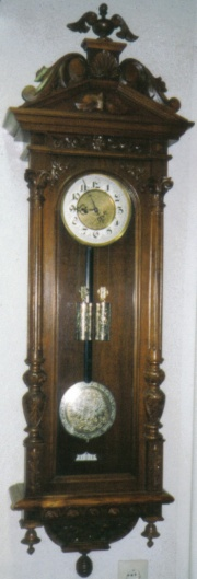 Wand Uhr Regulator/de – Watch-wiki
