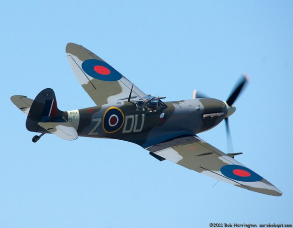 Spitfire AR614
