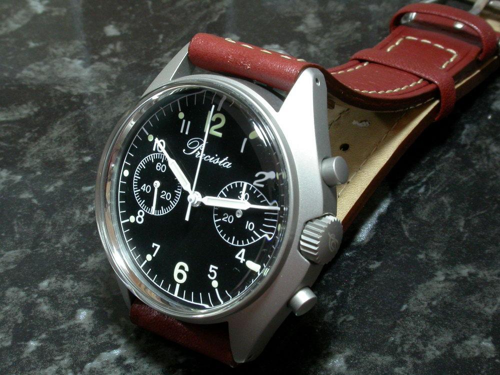Precista PRS-5 Chrono - Quality NATO Straps, Bracelets, Tools ...