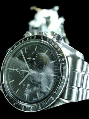 replica gebruikt omega horloges