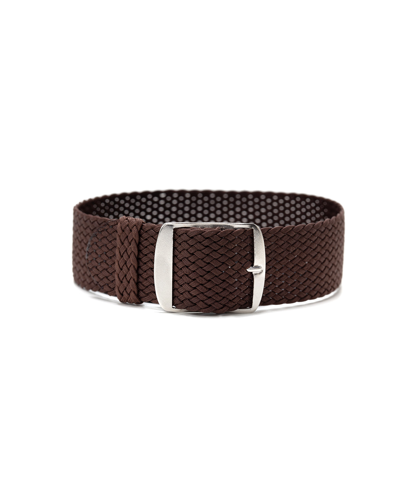 Perlon Perlon Strap Brown Watch Bands Watchbandit