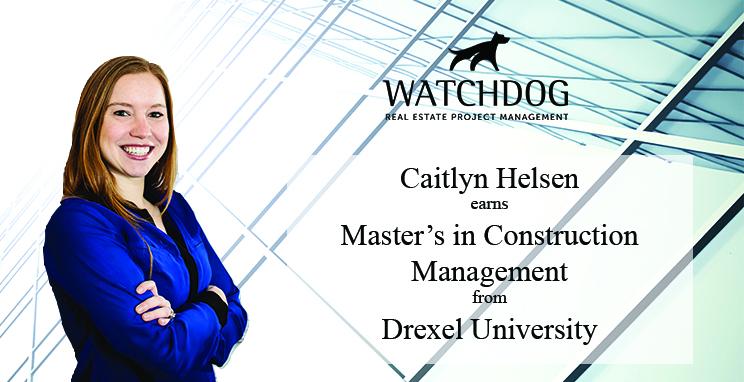Caitlyn Helsen Earns her Master\u0027s in Construction Management \u2013 Real