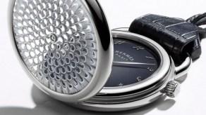 Hermès Arceau Millefiori Pocket Watch.