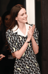 Stacy Martin - Jaeger-LeCoultre Rendez-Vous Night & Day Pink Gold