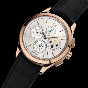 Montblanc Heritage Chronomtrie Chronograph Quantime Annuel