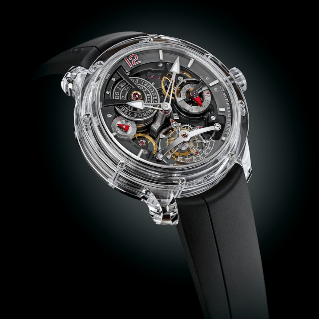 Greubel Forsey Double Tourbillon 302