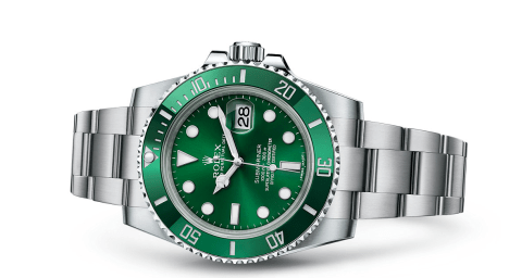 Rolex-Oyster Perpetual Submariner Date1