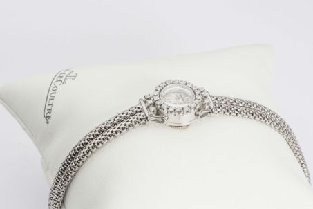 Jaeger-LeCoultre Vintage Jewellery white gold watch