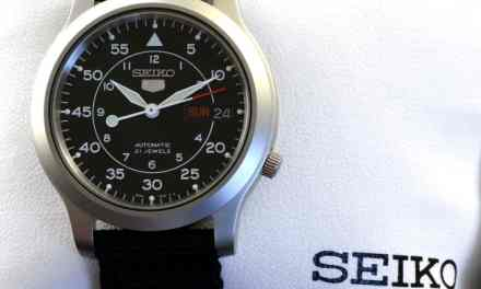 Seiko 5 SNK809 Automatic Review