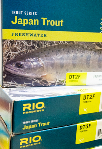 "Rio Products ""Japan Trout DT"""