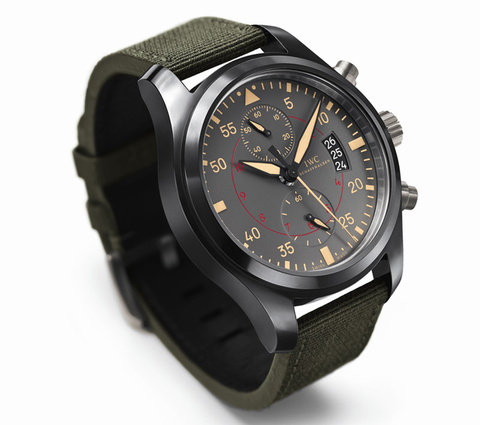 SIHH 2012 Preview: IWC New Pilot Watch Collection (1/3)