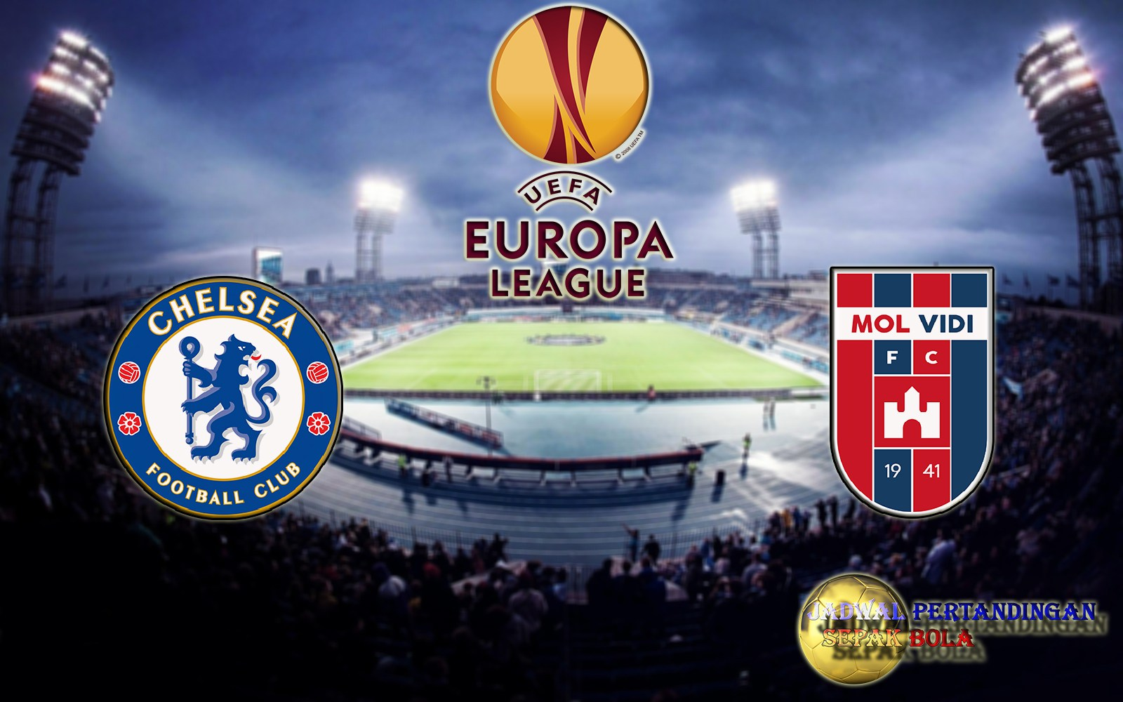 Live Match Chelsea Vs Mol Vidi Fc Europa League Group L Live Match