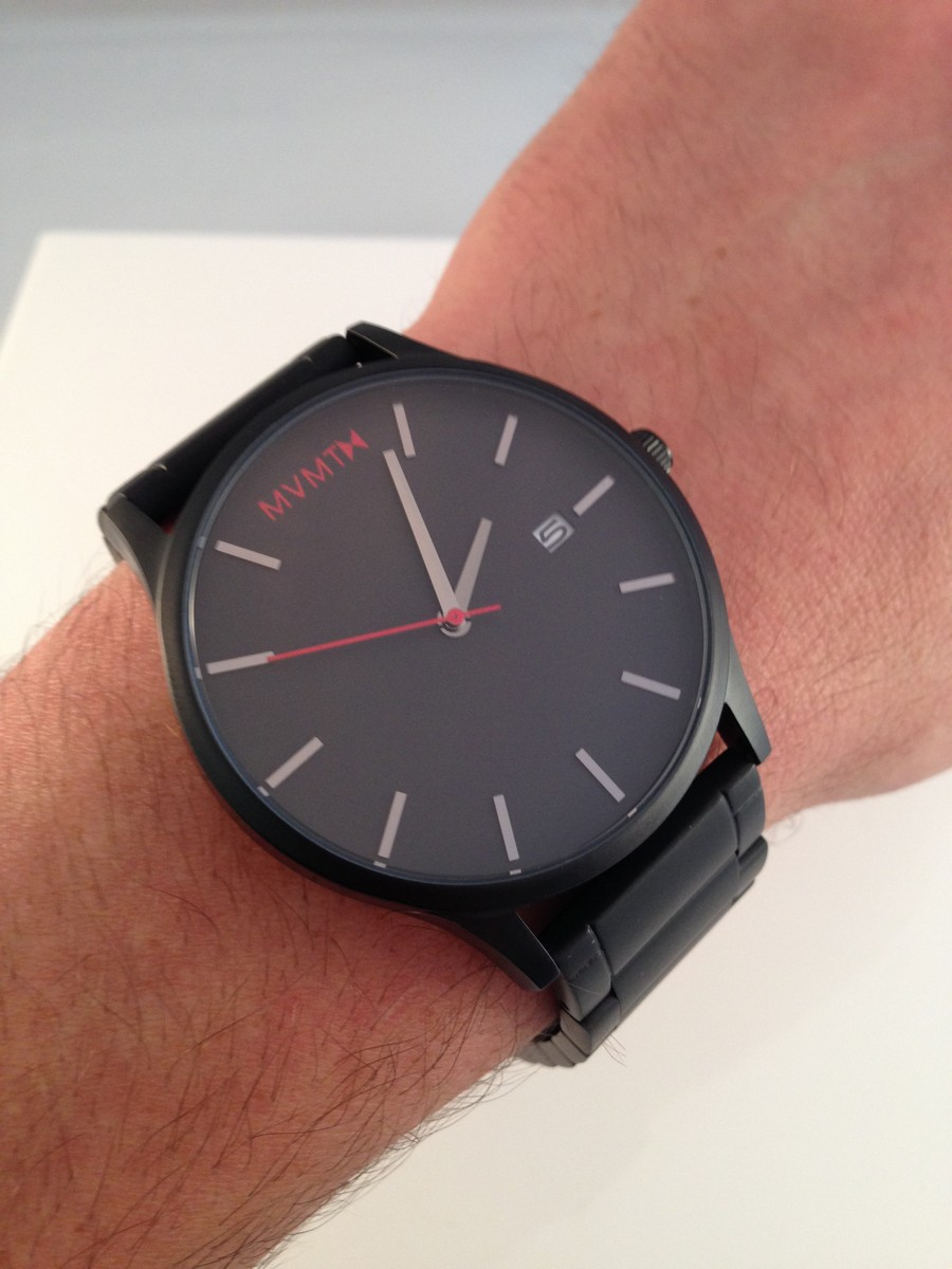 Mvmt Uhren Mvmt Watch Review