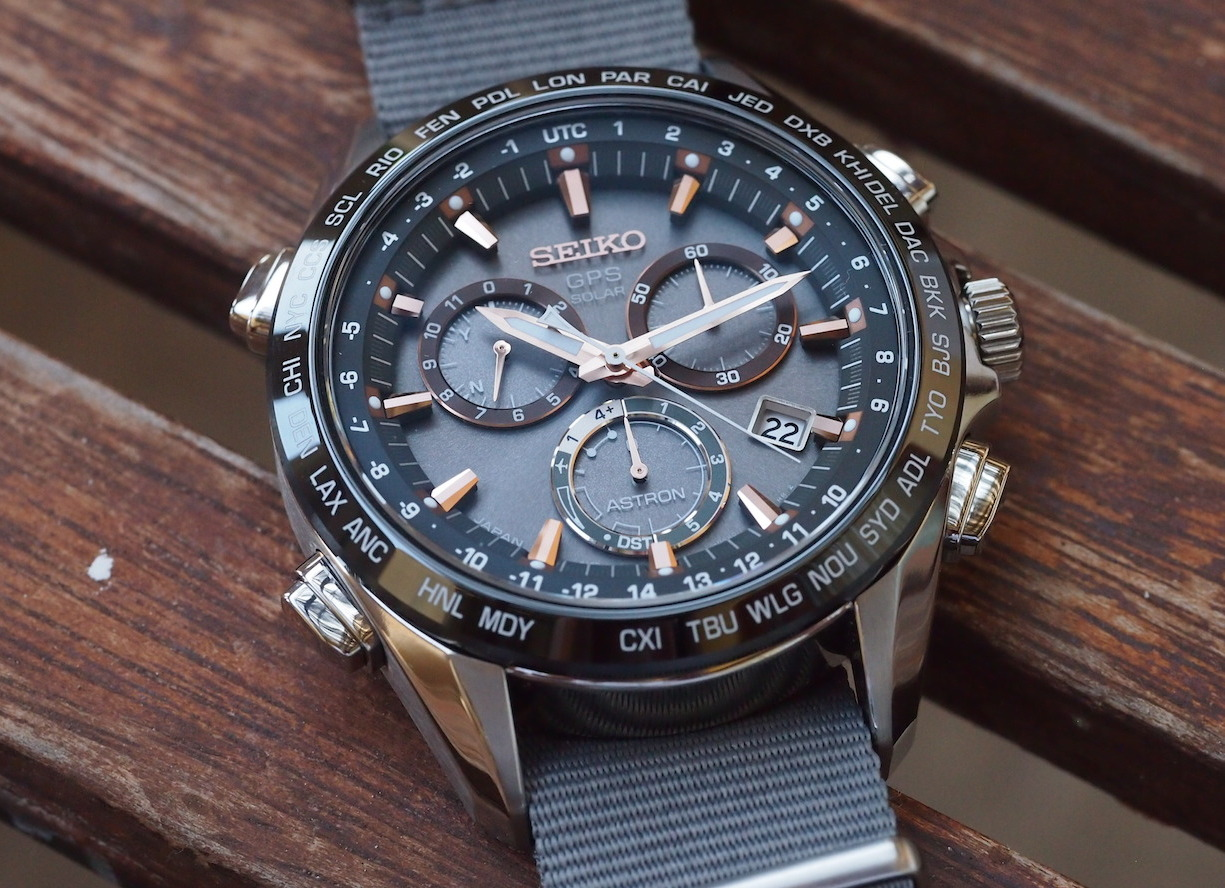 Seiko Astron Seiko Astron Sse055 Watch Review Watchreviewblog