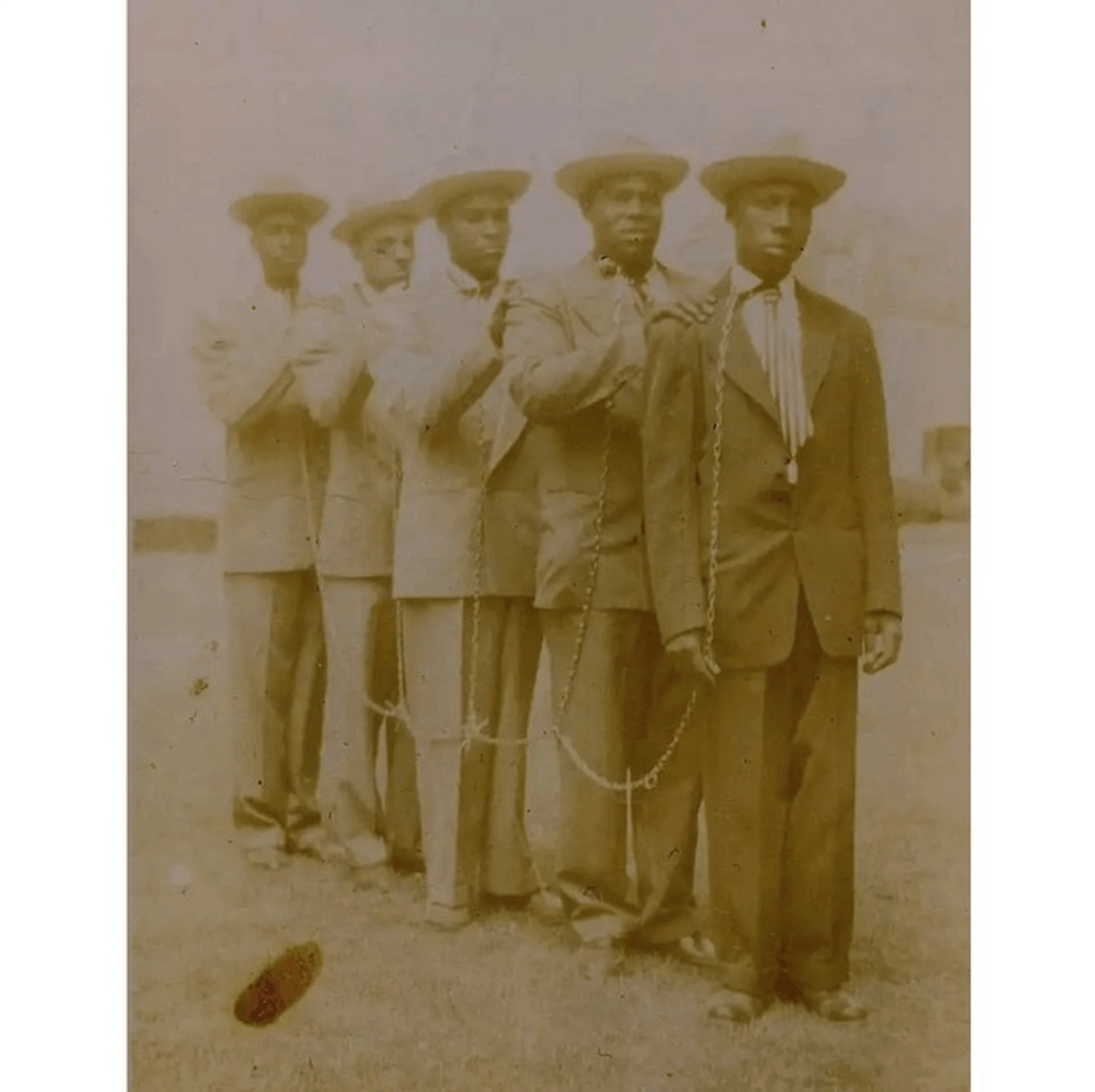 28 Rare Pictures Of What Pledging A Black Greek Org Looked