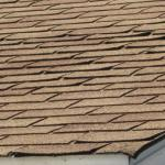 Over time shingles deteriorate