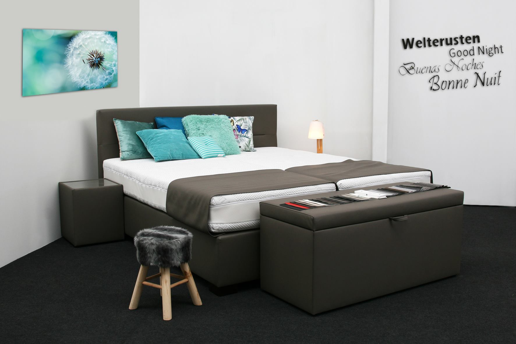 Boxspring Kopen 180x200 Boxspring Icon · The Waterbed Company