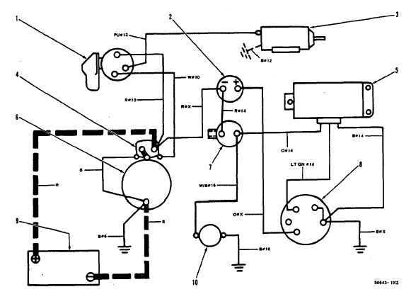 24 volt alternator charging system 8 6 volt battery wiring diagram 24