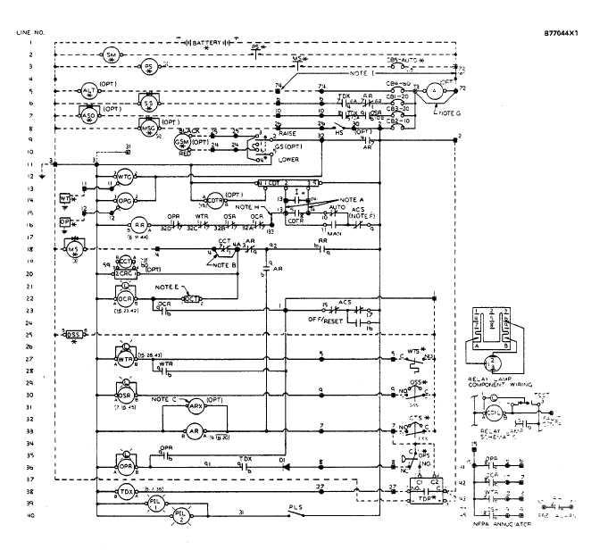 Olympian Generator Control Wiring Schematic Wiring Schematic Diagram