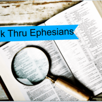 A Walk Thru Ephesians
