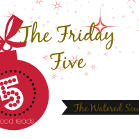 The Friday Five: Thoughts on Christmas