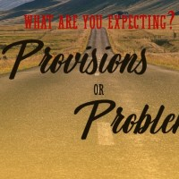 Provision for the Journey