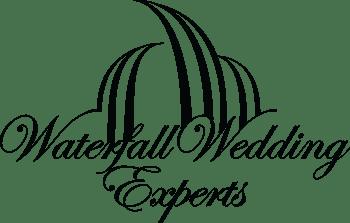 Waterfall Wedding Experts Logo