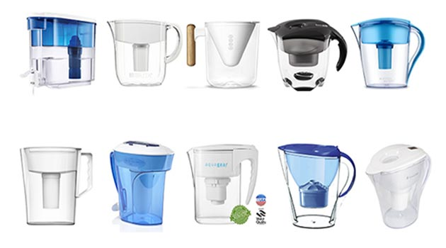 Best Water Filter Pitchers 2018 Water Filter Answers