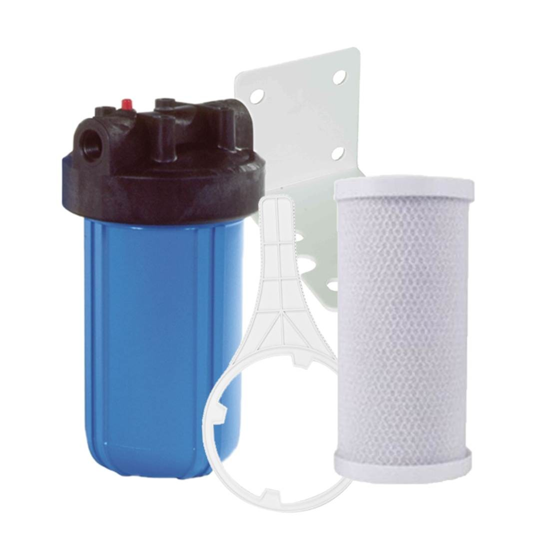 Watts Water Filter Replacement Watts 4 5 X 10 Inch Carbon Block Whole House Filter System