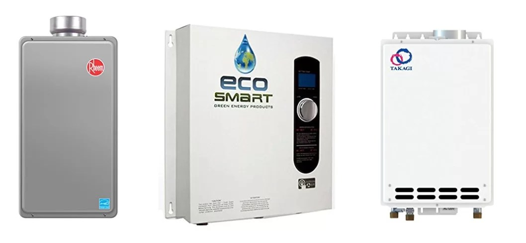 Best Tankless Water Heater 2019 Our Top Picks And Buyer
