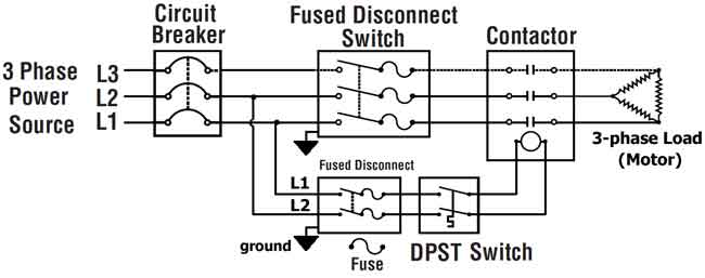 120 208 1 Phase Diagram car block wiring diagram