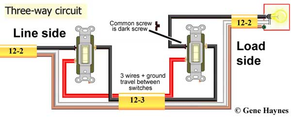 How to wire GE 15312 Sunsmart timer for Single pole  3-way
