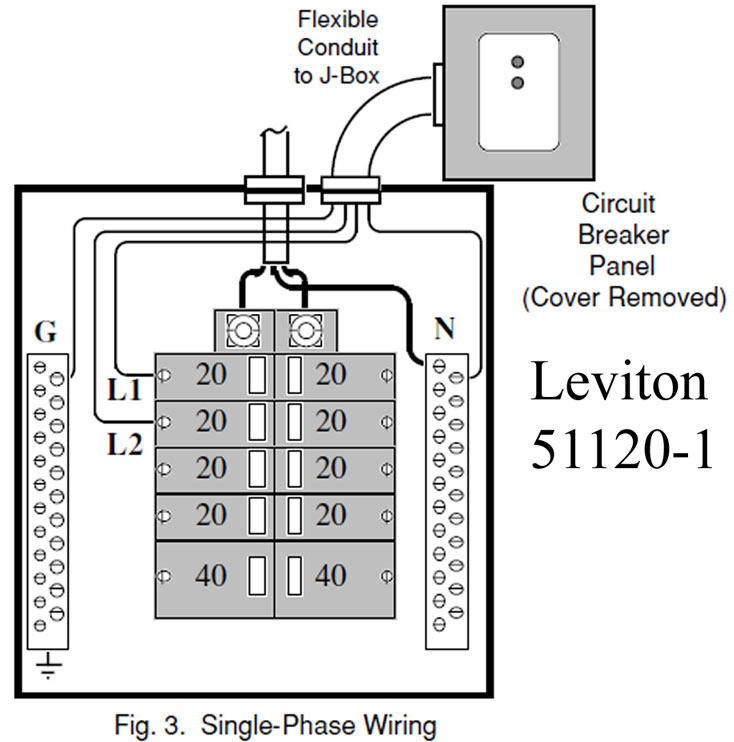 ac surge protector wiring