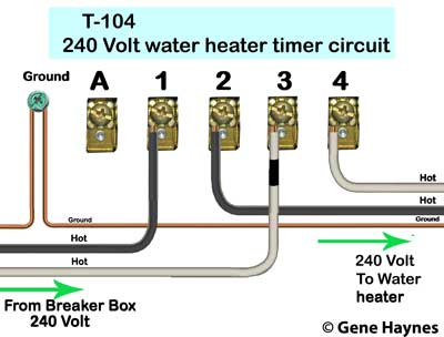 220 Volt Timer Wiring Diagram Wiring Diagram 2019