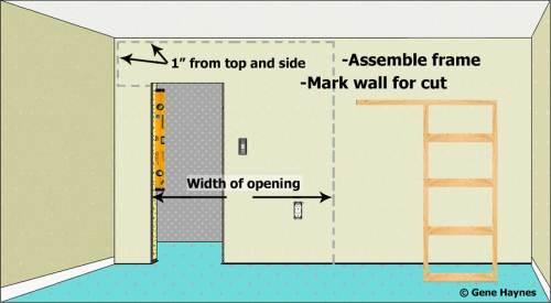 Medium Of Pocket Door Frame