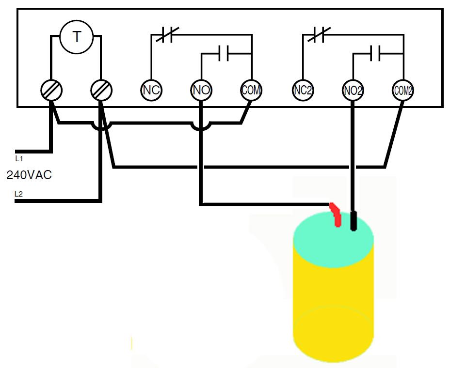 Tork Time Clock Wiring Diagrams Wiring Diagram 2019