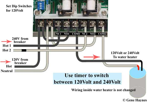 Hot Water Heater Wiring Diagram 220v Online Wiring Diagram