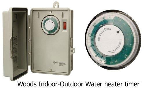 Medium Of Water Heater Timer