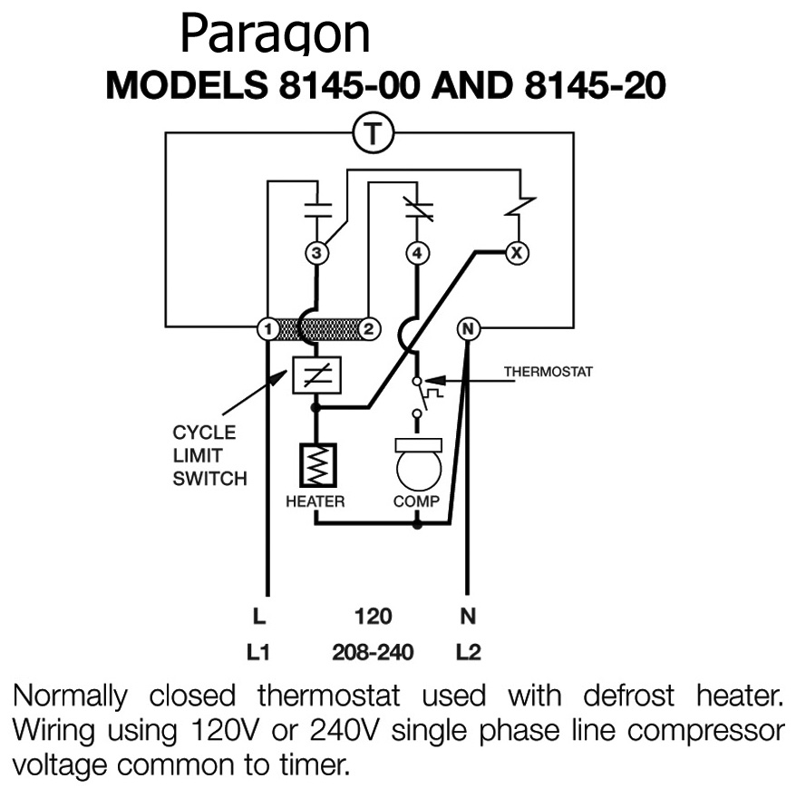 Defrost Termination Fan Delay Switch Wiring Diagram - Carbonvote