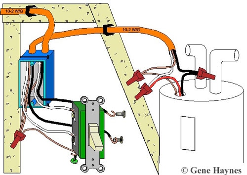 Wiring A Two Pole Light Switch Electronic Schematics collections