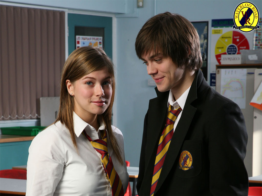 Shop Waterloo Road Fans - Laptop Brett