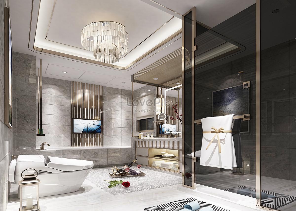 Luxusbadezimmer | Bodenfliesen Uberdecken Luxus Luxus Badezimmer ...