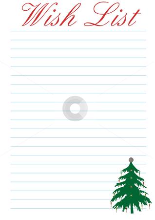 Christmas Wish List Paper - staruptalent - - christmas wish list paper