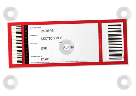 concert ticket template free - free concert ticket template