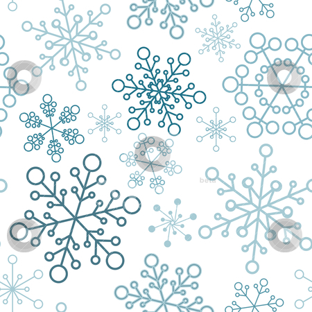 snowflake watermarks - Maggilocustdesign - watermark christmas