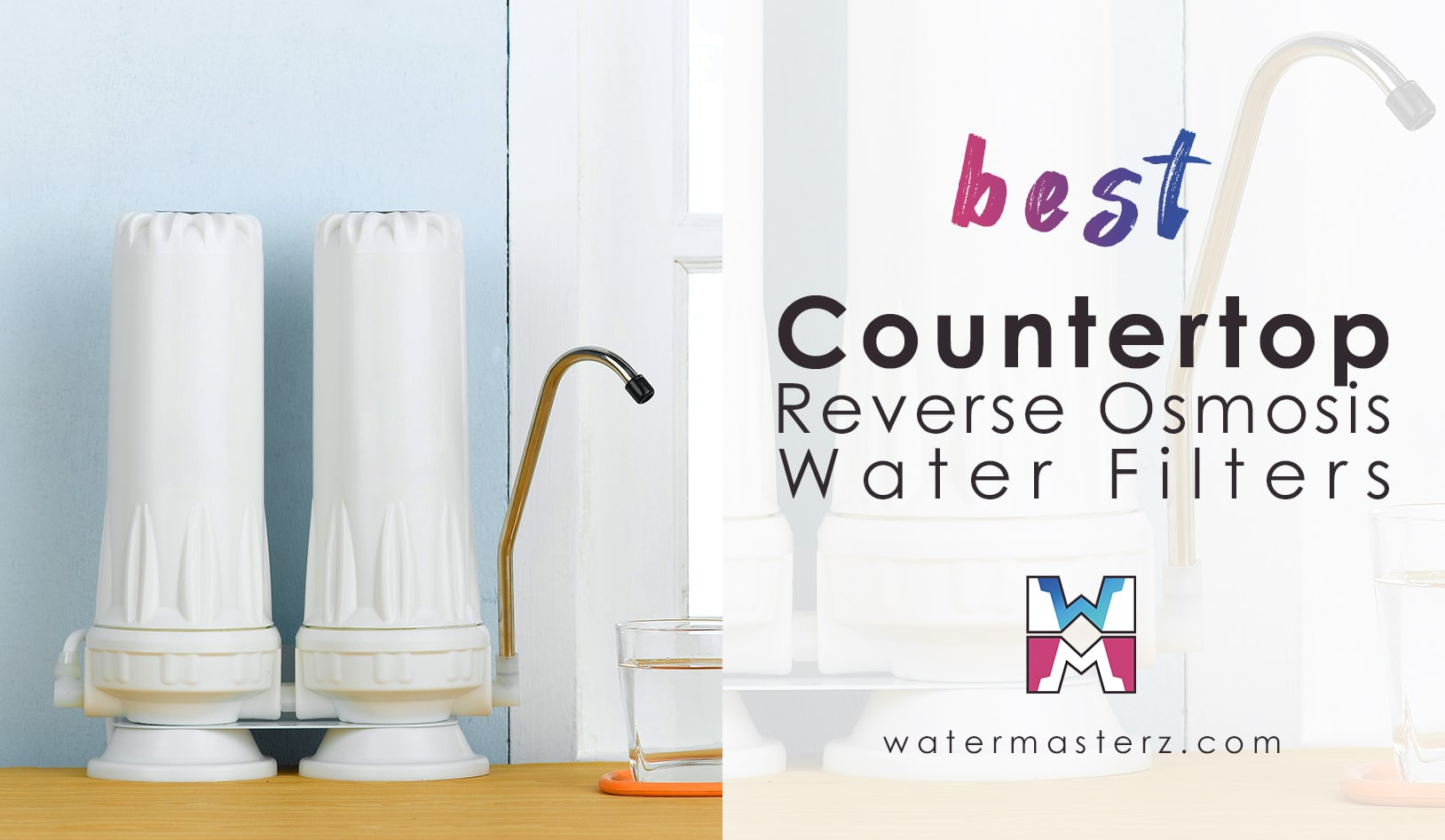 5 Best Countertop Reverse Osmosis System Reviews Portable