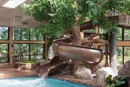 Gatlinburg Hotels With Indoor Pools And Slides